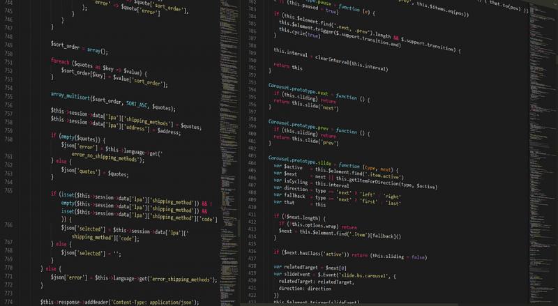 programming - HTML - CSS